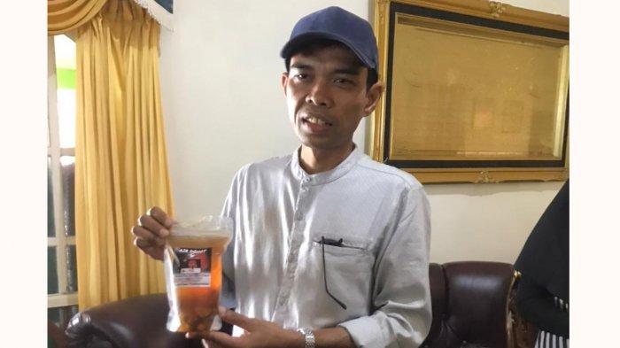 Jadi Jamuan untuk Jokowi, Kini Air Dohot Buatan Raja Aisyah Dipromosikan Ustaz Abdul Somad