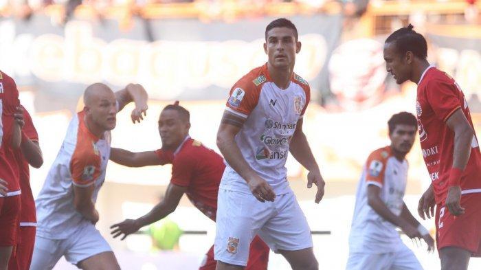 Hasil Persija Jakarta vs Borneo FC Semifinal Piala Indonesia, Gol BP Bawa Kemenangan Macan Kemayoran