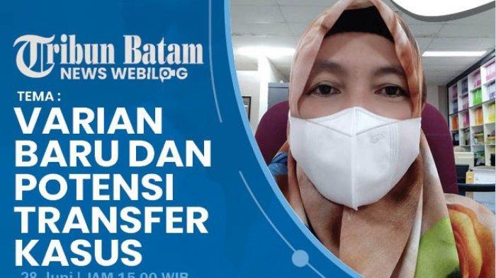 Dokter Yosei Susanti: Pakai Masker Bisa Tekan Penyebaran Varian Delta Covid-19