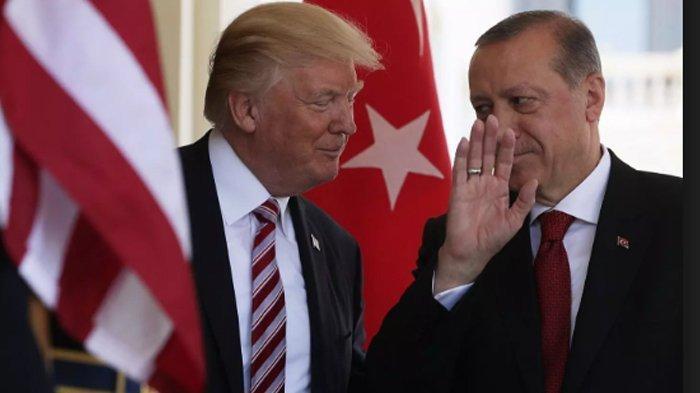 Di KTT G20, Trump Gertak Erdogan Karena Beli Rudal S-400, Erdogan Malah Lapor Putin