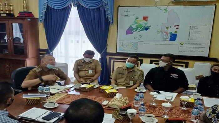 Wakil Bupati Rodhial Huda Minta Sumbang Saran FPK untuk Pembangunan Natuna