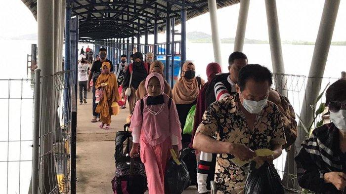 JADWAL Ferry dari Pelabuhan Domestik Batam saat Hari Raya Idul Adha 31 Juli2020, Hanya Ada 10 Trip