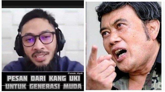 Menohok Rhoma Irama Bungkam Uki Eks NOAH yang Ucap Musik Pintu Maksiat: Musik Media Dakwah