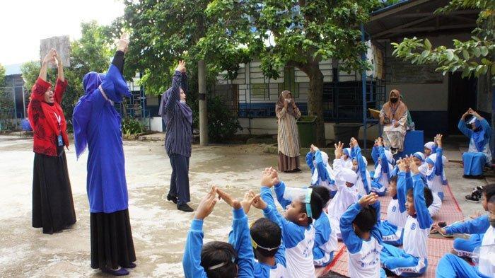 Cetak Generasi Berkualitas, Sekolah Islam Hang Tuah Batam Terapkan Berbahasa Arab dan Inggris