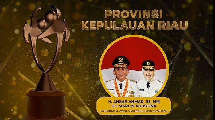 Kepri Dapat Penghargaan sebagai Pelopor Provinsi Layak Anak