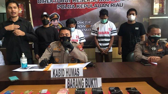 Pembunuhan Bos Besi Tua di Bintan, Pelaku Curiga Korban Punya Hati ke Istrinya