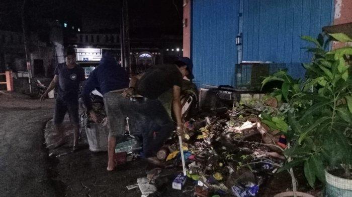 Kebakaran Ruko di Bengkong Indah Batam, Diduga Karena Korsleting Listrik