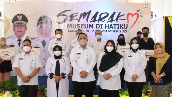 Lomba Semarak Museum di Hatiku Ditutup, Ini Harapan Wali Kota Tanjungpinang