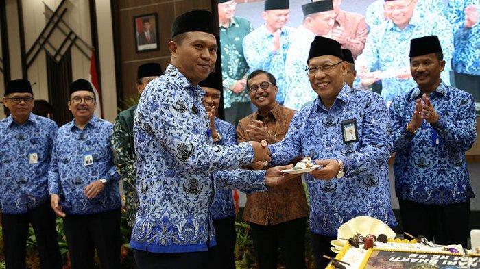 Empat Kali Gagalkan Penyelundupan Sabu di Hang Nadim Batam, Sujatno Terima Penghargaan