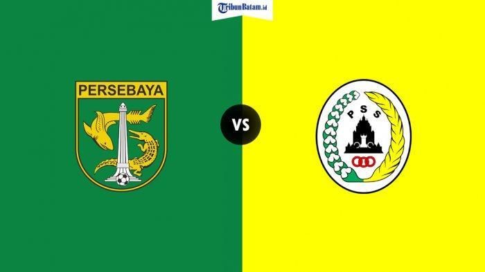 Link Live Streaming Persebaya vs PSS Sleman Pukul 15.30 WIB, Bajul Ijo Kena Warning
