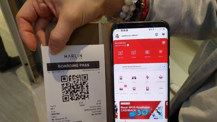 LinkAja Resmi Menjadi Opsi Pembayaran Non Tunai di Aplikasi Marlin Booking