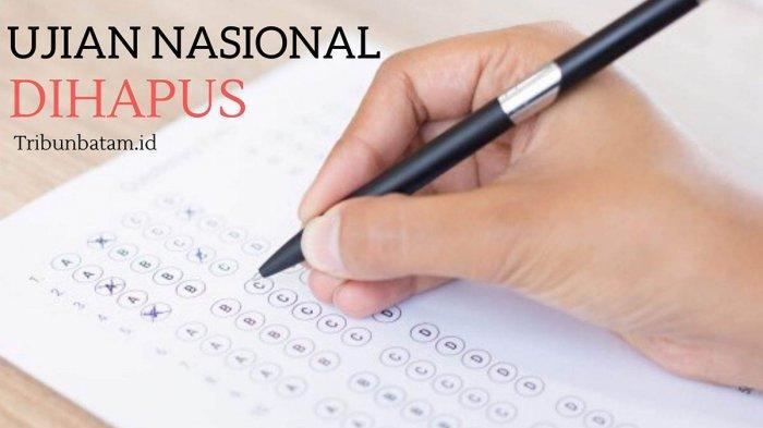RESMI, Ujian Nasional 2020 di Kepri Ditiadakan, Kadisdik Keluarkan Surat Edaran