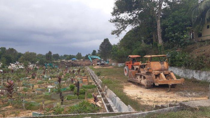 TIAP Kecamatan Bakal Miliki Pemakaman, Pemko Batam Minta Areal Hutan Lindung ke Pemprov