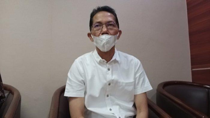 HASIL Swab Test Covid-19 Wakil Walikota Batam Amsakar Achmad Negatif