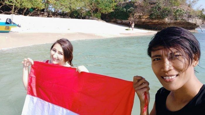 Cinta Luar Biasa Bule Cantik yang Kepincut Pria Asli Indonesia, Terungkap Hal yang Diincar