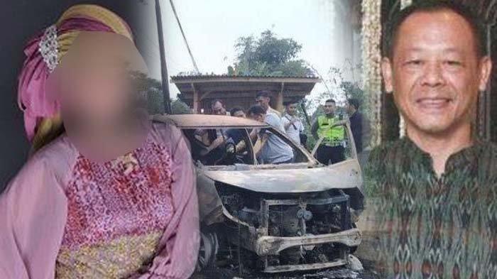 Sosok Aulia Kesuma, Istri Muda yang Sewa Pembunuh Bayaran lalu Bakar Suami & Anak Tiri di Mobil