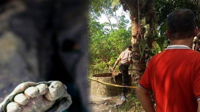 Pembunuhan Bak Film Mafia, Siswa SMK Dimasukkan di Sumur Hidup-hidup & Diikat, Sang Ibu Syock