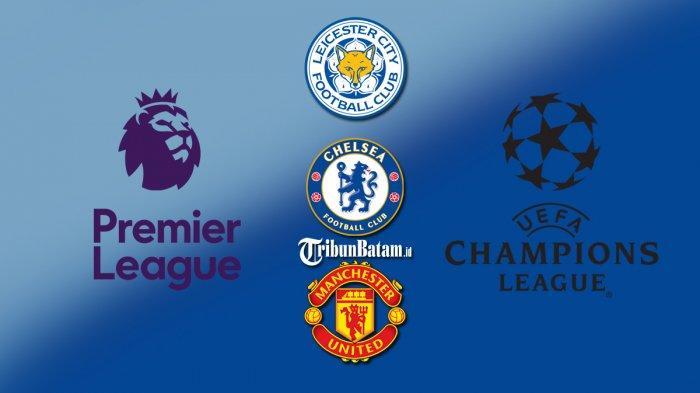 5 laga Sisa Leicester City, Chelsea dan Man United di Liga Inggris, Sengit di Zona Liga Champions
