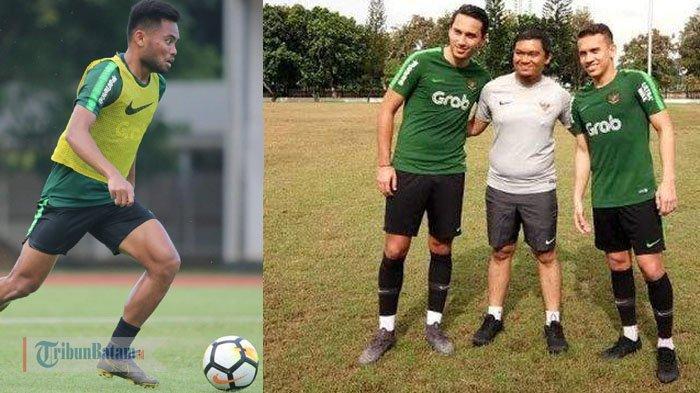 Jelang Kualifikasi AFC U23 2020 - Ezra Walian & Egy Sudah Gabung Timnas U23, Ini Kata Indra Sjafri