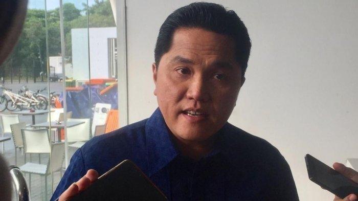 Erick Thohir Bakal Pangkas Jumlah Komisaris Garuda Indonesia, Padahal Sudah Rela tak Digaji