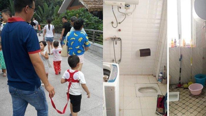Fakta-fakta Unik tentang China, dari Model WC dan Apartemen hingga Pasang Tali di Punggung Anak