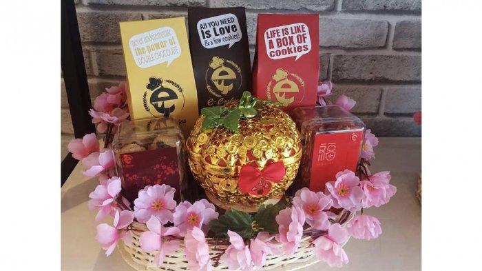 JELANG Imlek, e-brownies Batam Tawarkan Hampers Kue Kering, Harga Mulai Rp 100.000