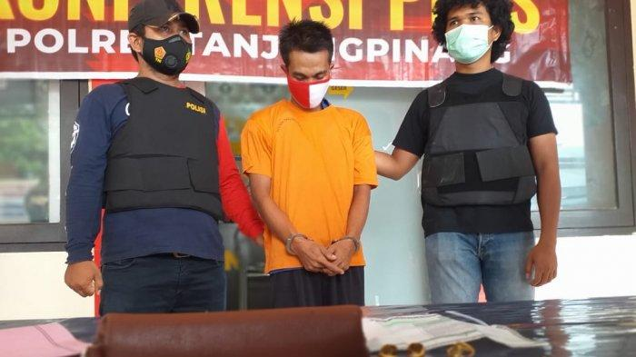 Nekat Mencuri untuk Biaya Pulang Kampung, Ardianto Ditangkap Polsek Tanjungpinang Timur