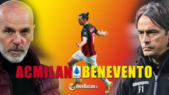 AC Milan vs Benevento Kick Off 01.45 WIB, Diogo Dalot: Zlatan Ibrahimovic Main, AC Milan Kuat