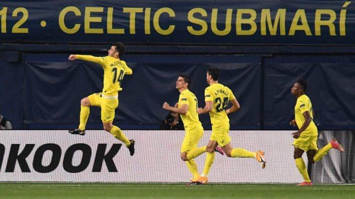 Hasil Villarreal vs Arsenal, Gol Manu Trigueros &Raul Albiol, Hanya Dibalas 1 Gol, Arsenal Kalah