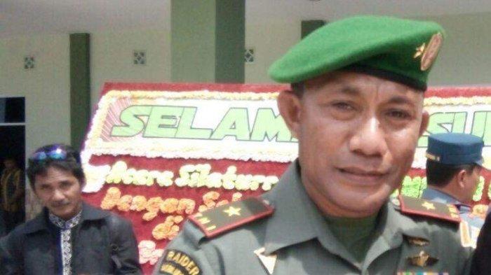 Mantan Danrem Kepri Mayjen TNI Gabriel Lema Jabat Ir Kodiklat Mabes, Pangkat Naik Jadi Bintang Dua