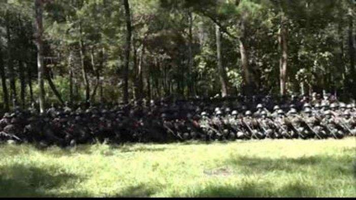 KKB Papua Kelompok Teroris, 400 Pasukan Setan Yonif315/Garuda Siap Memburu