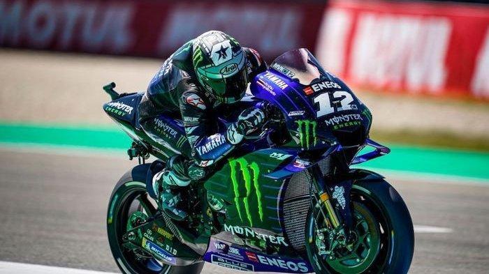 MotoGP 2021 - Maverick Vinales Tinggalkan Yamaha, Top Gun Tepis Rumor Gabung Aprilia
