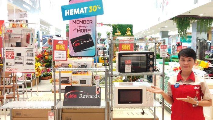 Ace Hardware Mb2 Tawarkan Promo Khusus Member Diskon 20 Hingga Voucher Belanja Rp 100 Ribu Tribun Batam