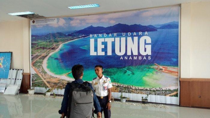 Bandara Letung Anambas Salah Satu Bandara di Indonesia yang Belum Tersentuh Jaringan Internet