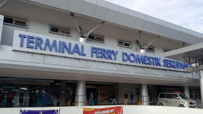 JADWAL 12 Kapal Ferry di Pelabuhan Domestik Sekupang Batam, Tes Antigen Bisa di Pelabuhan