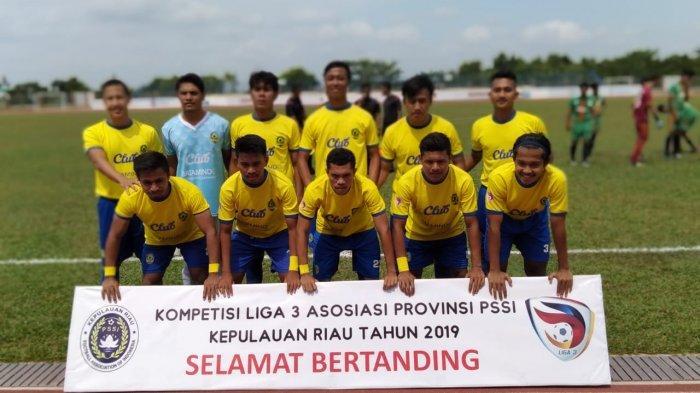 Dampingi Anak Asuh Budi Sudarsono PS Batam, 757 Kepri Jaya FC Masuk Semifinal Liga 3 Provinsi Kepri