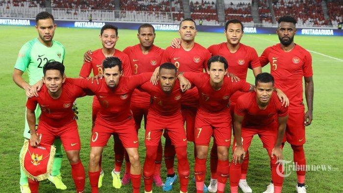 Peringkat Terbaru FIFA, Timnas Indonesia Masih di Bawah Malaysia dan Singapura