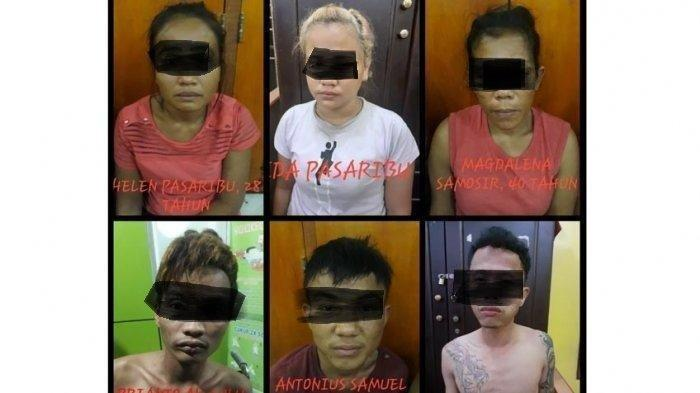 Anggota Kawanan Becak Hantu Diciduk Polisi Setelah 20 Kali Beraksi,3 Diantaranya Perempuan