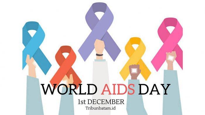 Bahan Hari Aids Sedunia Hari Aids Sedunia 1 Desember Kenali 16 Tanda Terinfeksi Virus Hiv Demam Hingga Turun Berat Badan Halaman All Tribun Batam