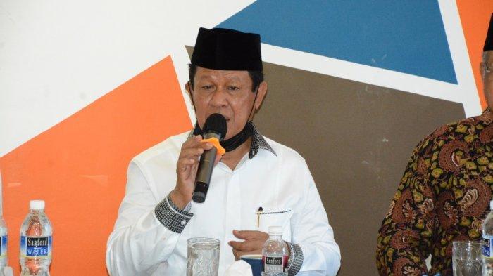 Isdianto Mantap Berbaju Demokrat, Dikabarkan Pimpin DPD Kepri Gantikan Apri Sujadi yang Terdepak?