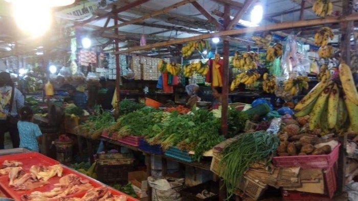 Harga sayuran di Batam menjelang tahun baru 2020 terus naik