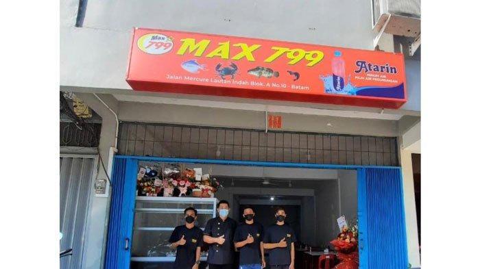 Max 799 Seafood Sajikan Menu Seafood Berkualitas dengan Harga Ramah di Kantong