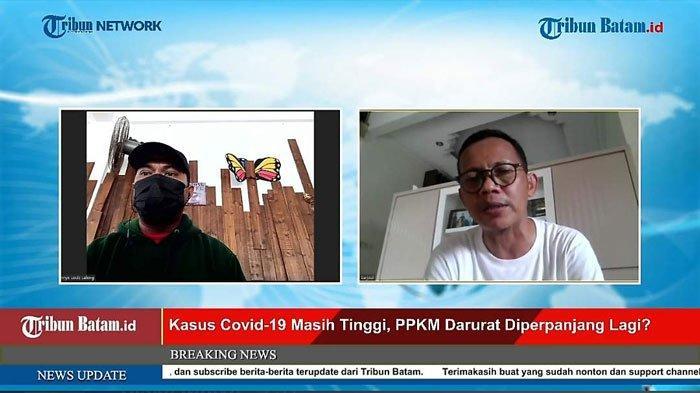 Kasus Covid-19 Masih Tinggi, Apakah PPKM Level 4 di Tanjungpinang Diperpanjang?