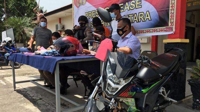 Warga Batam Jadi Pelaku Jambret di Bintan & Tanjungpinang, Sempat Berkilah saat Ditangkap