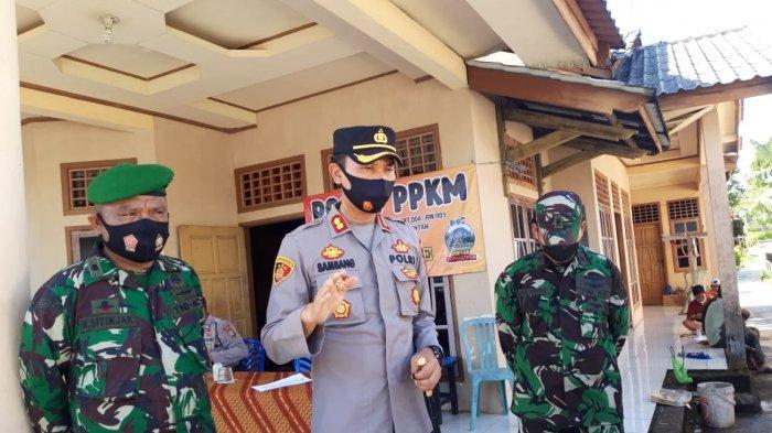 Kapolres Bintan Usul Sekolah Jadi Tempat Karantina, Antisipasi Kasus Covid19 Melonjak
