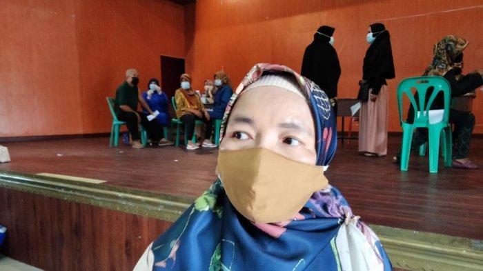 PLT KADINKES TANJUNGPINANG - Pelaksana Tugas (Plt) Kepala Dinas Kesehatan Pengendalian Penduduk dan KB Kota Tanjungpinang, Nugraheni Purwaningsih.