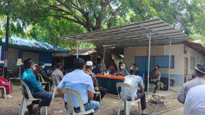 Wagub Kepri Resmikan Posko PPKM di Batam, Marlin: Ini Ikhtiar Tekan Covid19