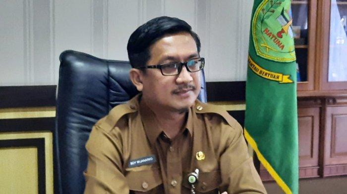 Hari ini Bupati Natuna Serahkan Bantuan Rehab Rumah Tidak Layak Huni Bagi Warga Bunguran Utara