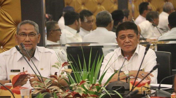 Dalam Rakor Evaluasi Triwulan II, Dalmasri Syam Puji Kinerja Organisasi Perangkat Daerah