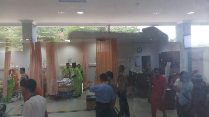 Setelah 3 Korban Meninggal, 2 Korban Lain Kebakaran KM Sembilang Kritis Juga, Begini Kata Dokter
